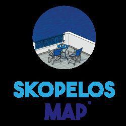 Skopelos Map – by MasterFold S.A Λογότυπο